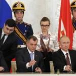 Anschluss der Krim an Russland