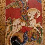 Landunter und der heilige Georg